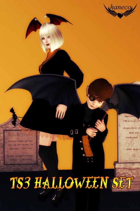 TS3 Halloween Set 2016