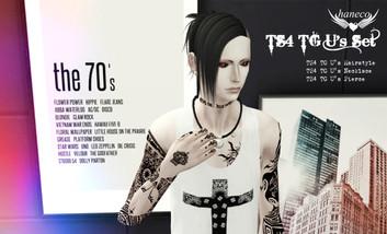 TS4 TG U's SET