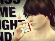 TS3 Rubik's Cube ACC & Posepack