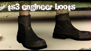 TS3 Engineer Boots