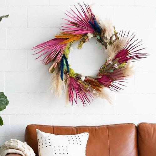 Fan Girl Wreath