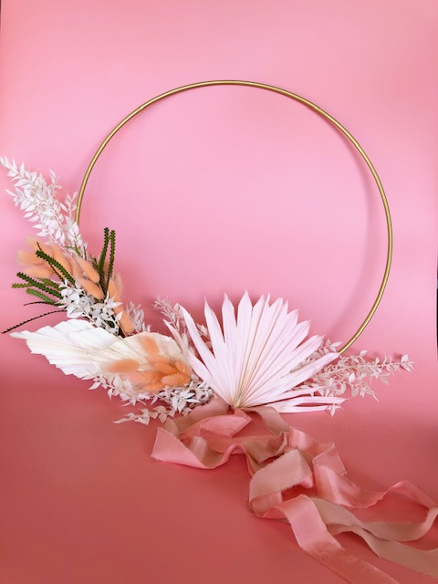 Galentine's Wreath