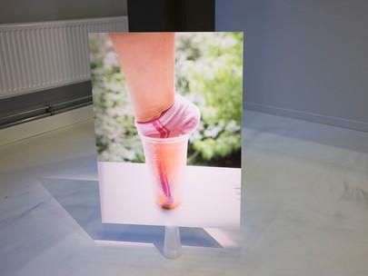 Annegien van DoornCocktail80 x 60 cmfoto op bubond + plastic bekers1+1AP