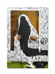 daily note #6 - 100521 - 31,1 x 21,1 cm aan Vida Soheili