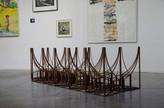 Andre PielageSponde250 x 90 x 70 cmCorten staal
