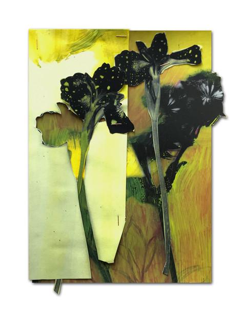 307 - acv - 190221 - 32,1 cm x 23,8 cm Paulette ten Haken