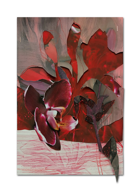 238 - acv - 091220 - 33,7 x 22,1 cm Consolation Piece aan Mariluz
