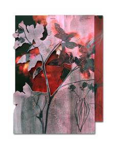 daily note #4 - 060521 - 28,8 x 22,2 cm aan Bianca van mijnlijstenmakerij
