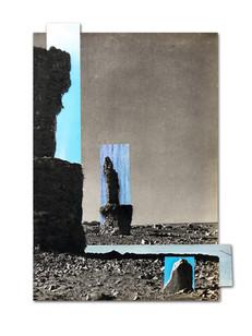 daily note #7 - 110521 - 31,7 x 22,4 cm aan Hans van Westen