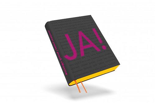 inspiratieboek JA! door anookcléonne met alle consolation pieces 2020-2021