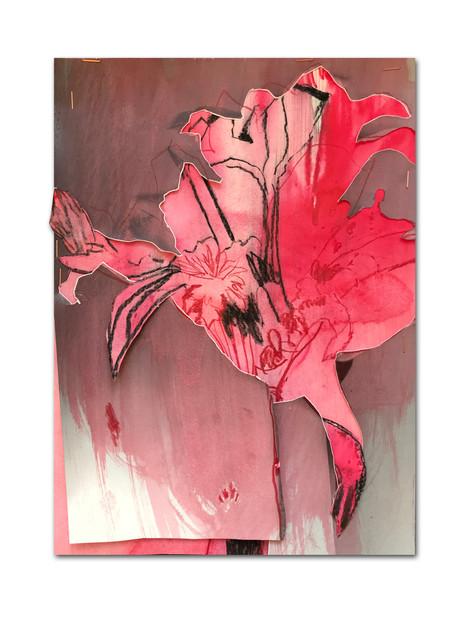 235 - acv - 061220 - 33,4 x 25,3 cm Consolation Piece aan Gabriëlle Zandanel