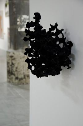 Andre PielageZTca. 30 x 36 x 25 cmgegoten aluminium, geflockt