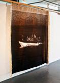 Anke LandPirates170 x 250 cmJacquard geweven