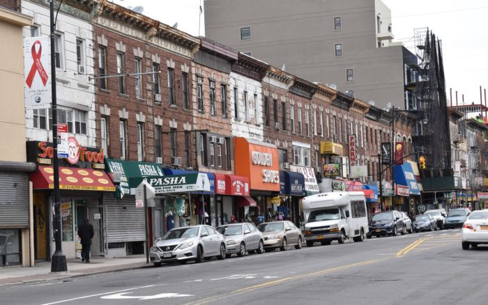 Flatbush Avenue in Prospect-Lefferts Gardens