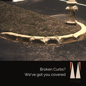 Significance of Concrete Curb Repairs