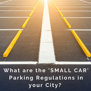 Parking Stall Sizing & Small Car Stall Labelling – Everything you need to know