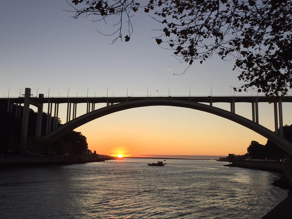 Farewell Porto