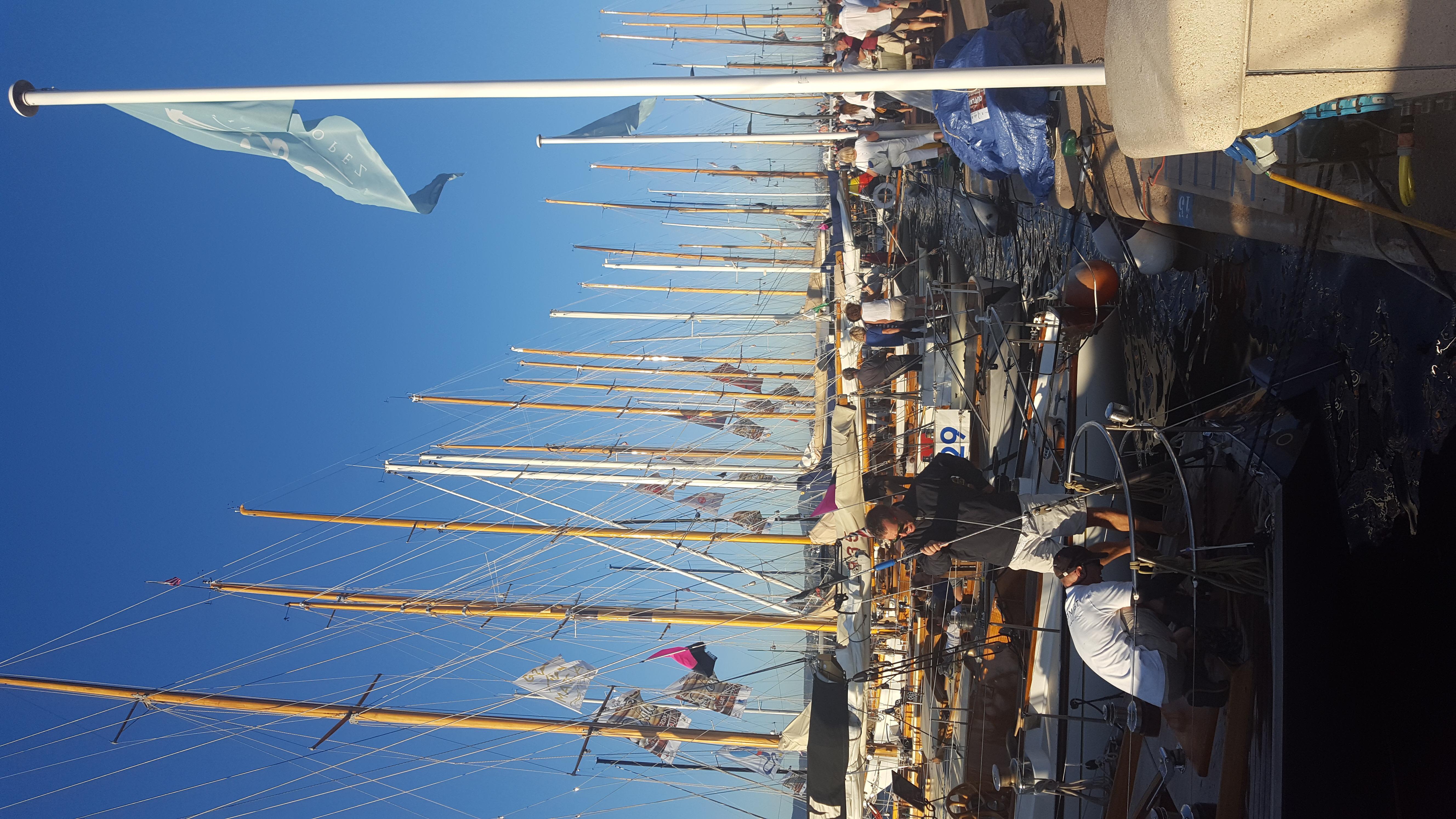 Les Voiles de St Tropez Septembre
