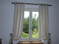 fenêtre chambre 1 lit en 140cm