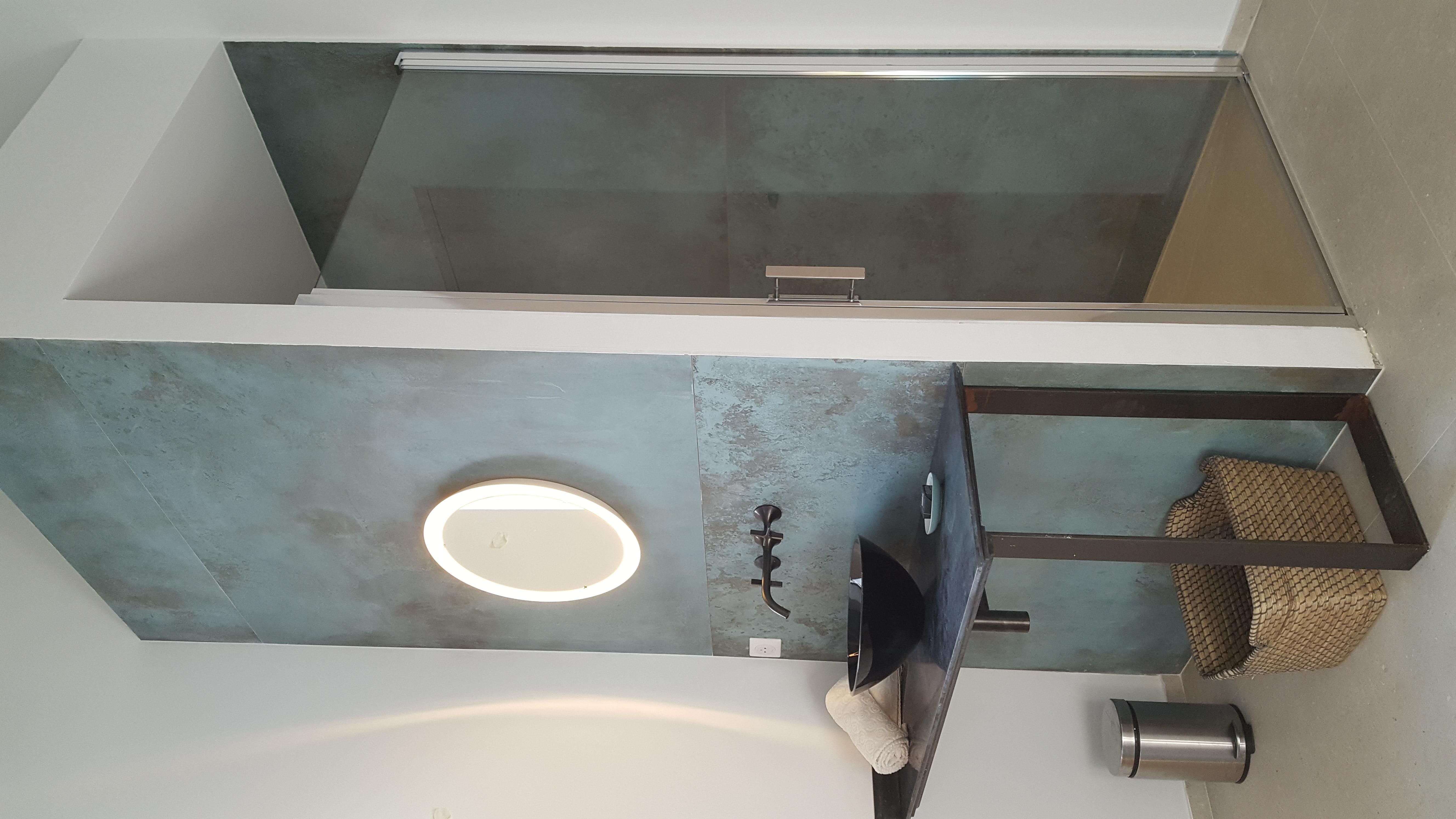 lavabo de la chambre 2