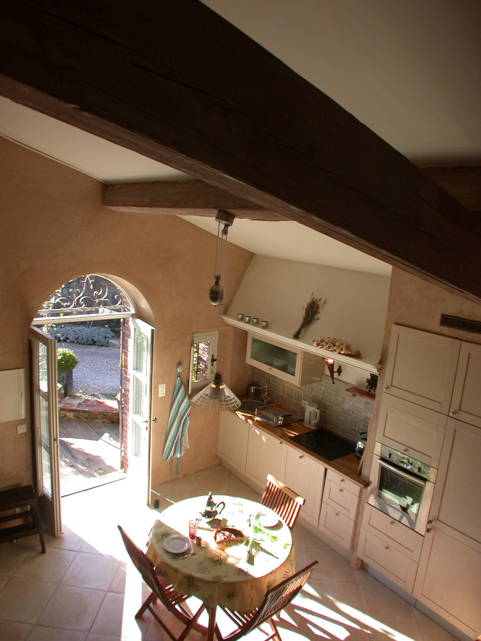 la salle à manger / cuisine