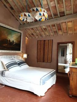 la chambre 1 lit en 140cm