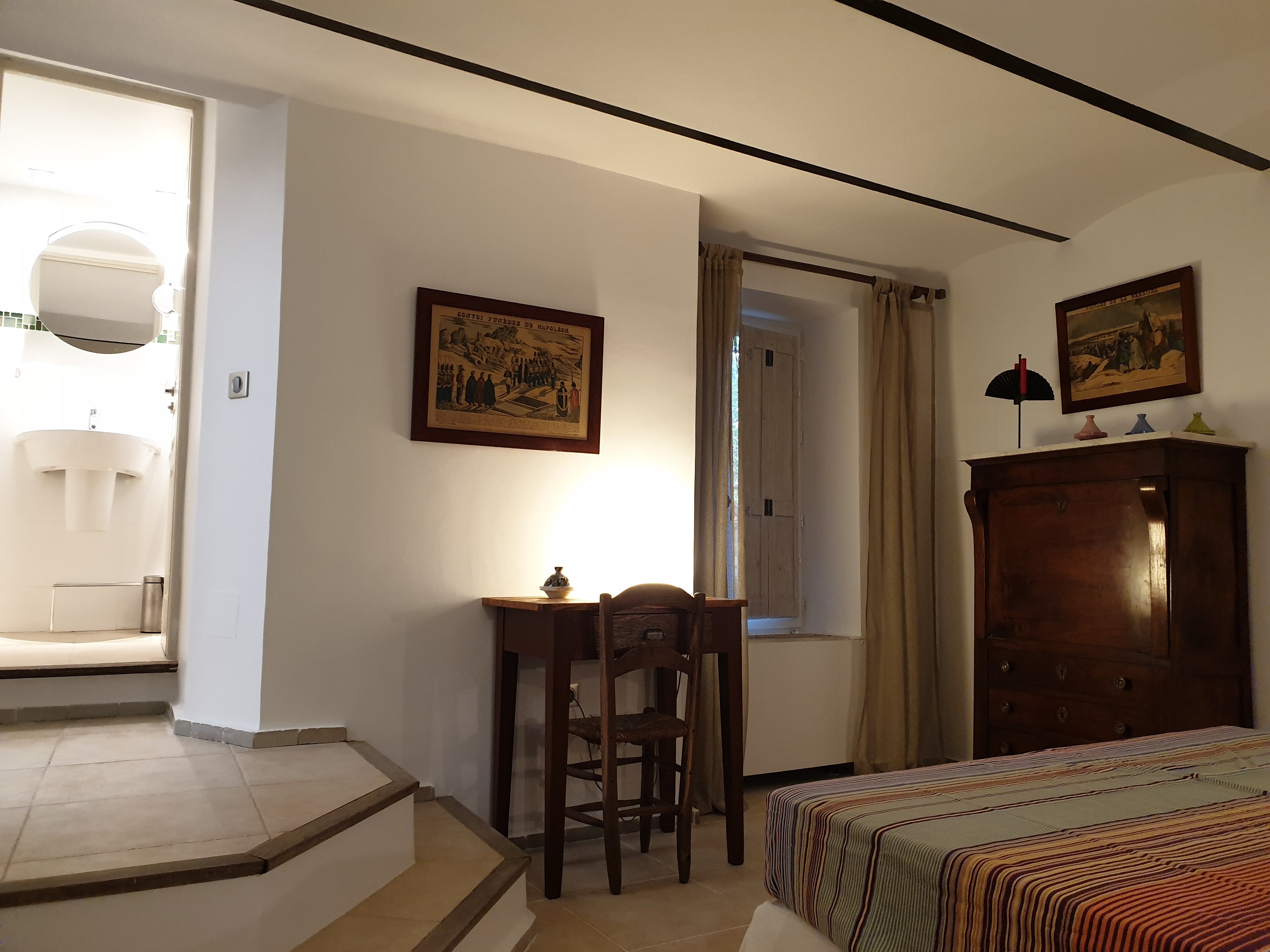 chambre 1 lit en 160cm