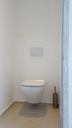 toilettes chambre 1