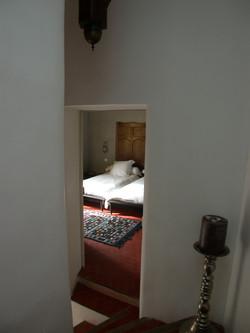chambre 2 lits en 90cm
