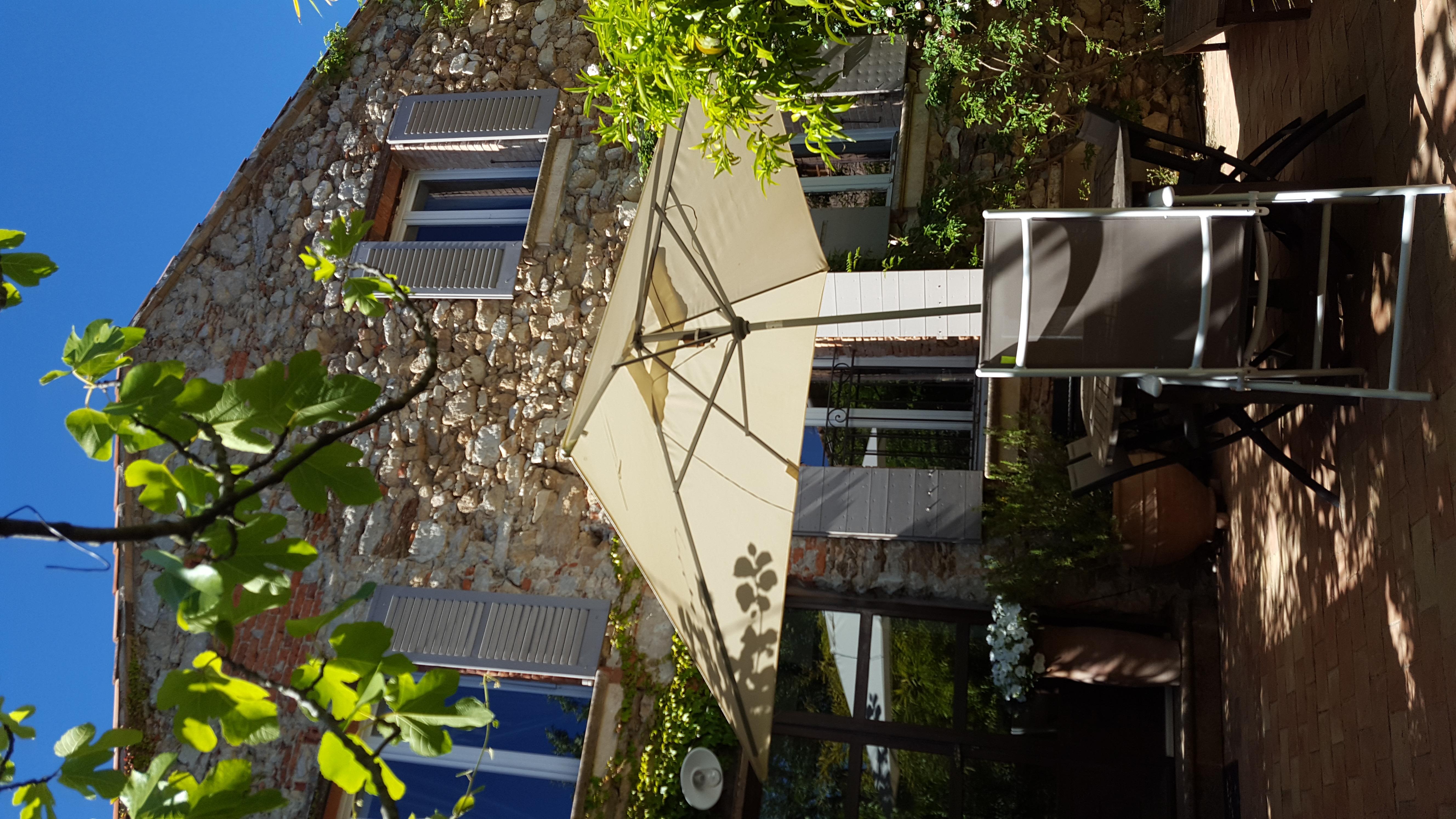La terrasse des bambous