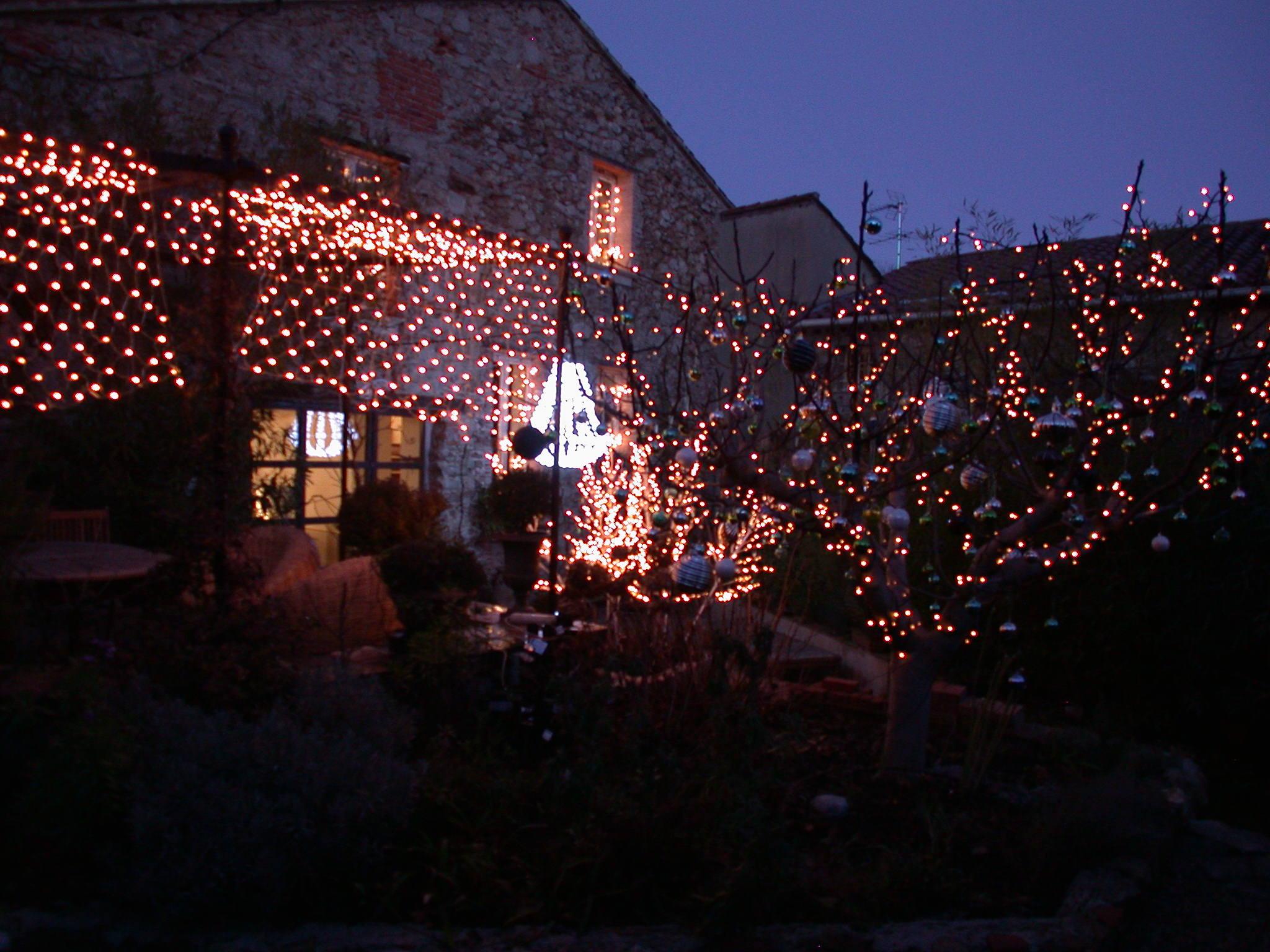 Noël au Mas de la Petite Jeanne