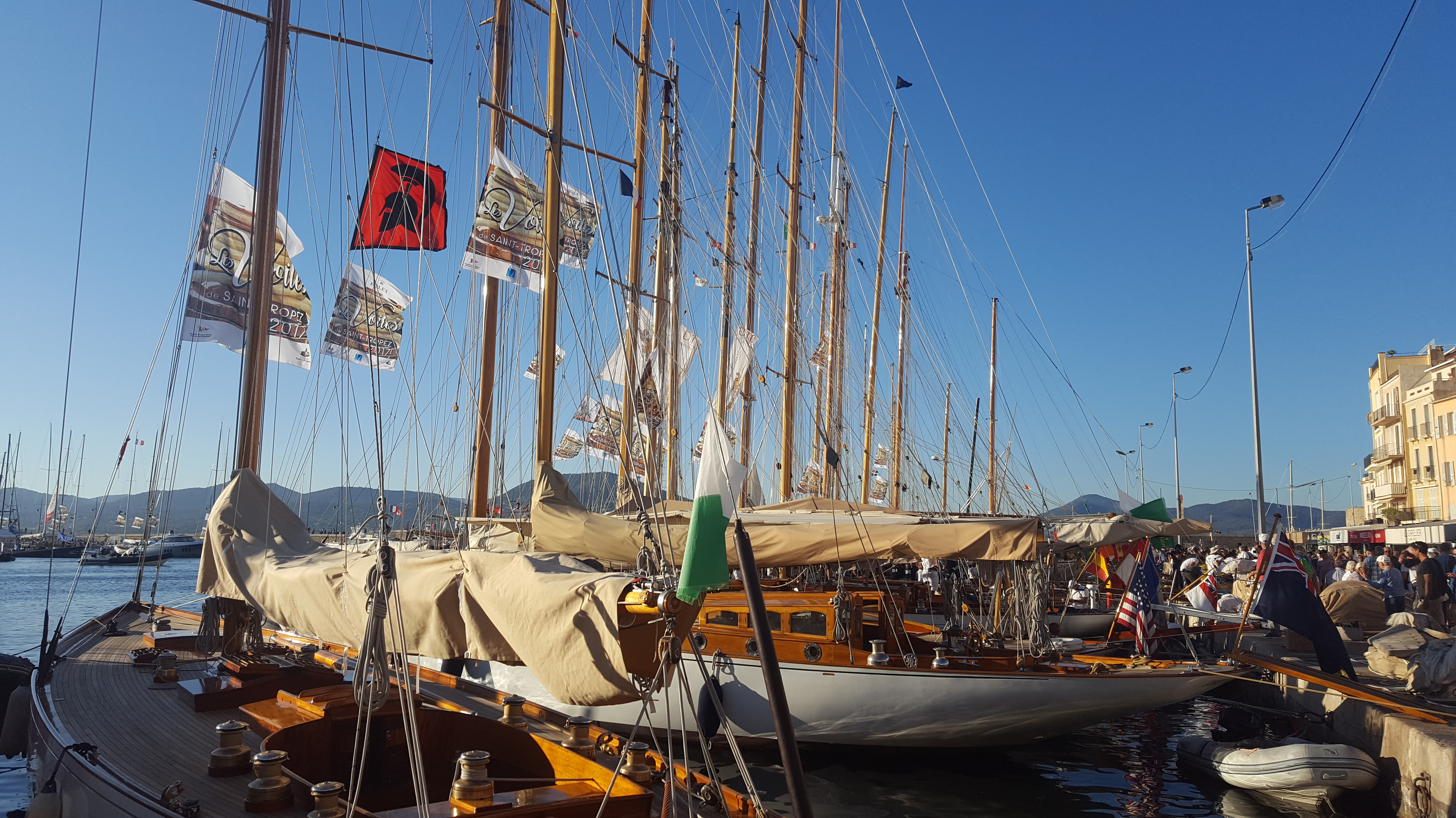 Les Voiles de St-Tropez septembre