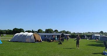 campingveld van loons hoekske te kaatshe