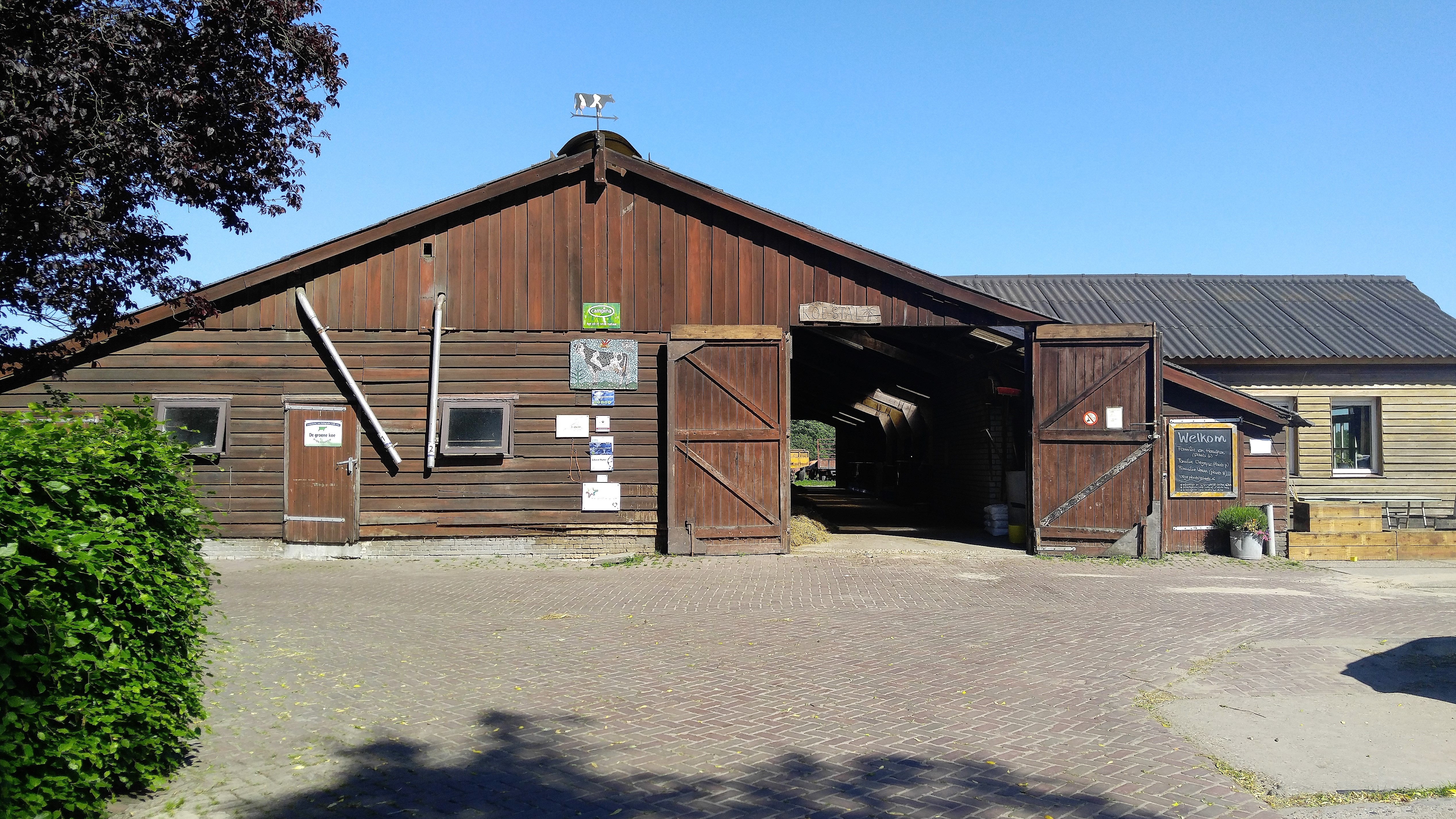 boerderij vanloonshoekske te kaatsheuvel