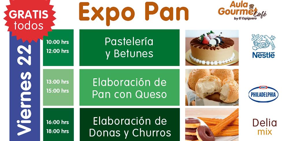 EXPO PAN VIERNES 22