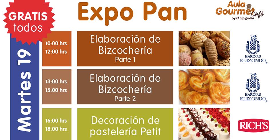 EXPO PAN MARTES 19