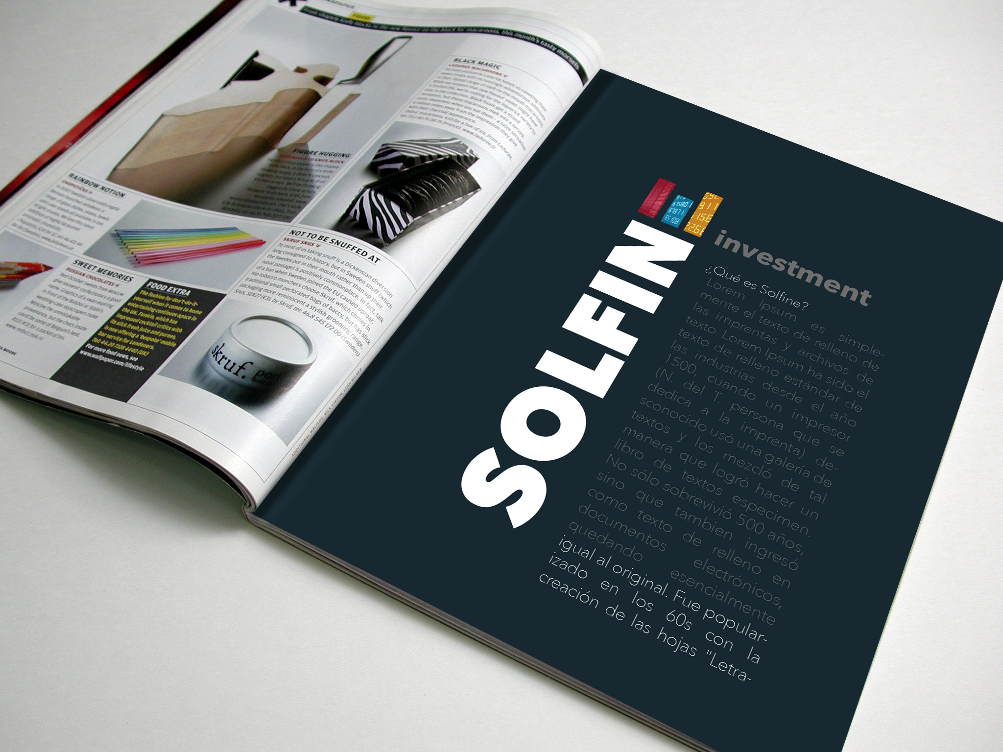 Corporativo SOLFINE