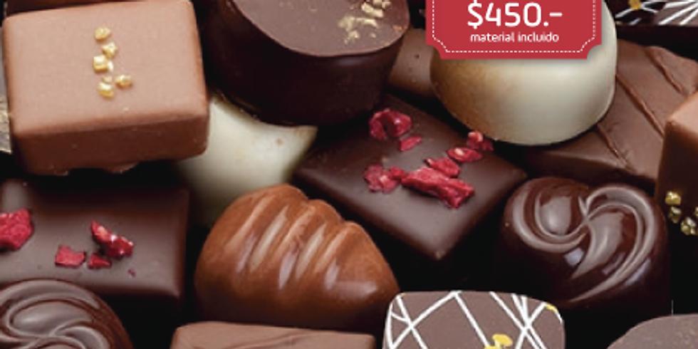 Bombones (Chocolates rellenos)