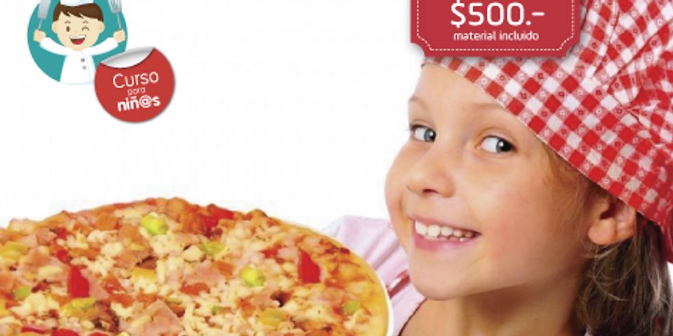 Pizza (Curso para niñ@s)