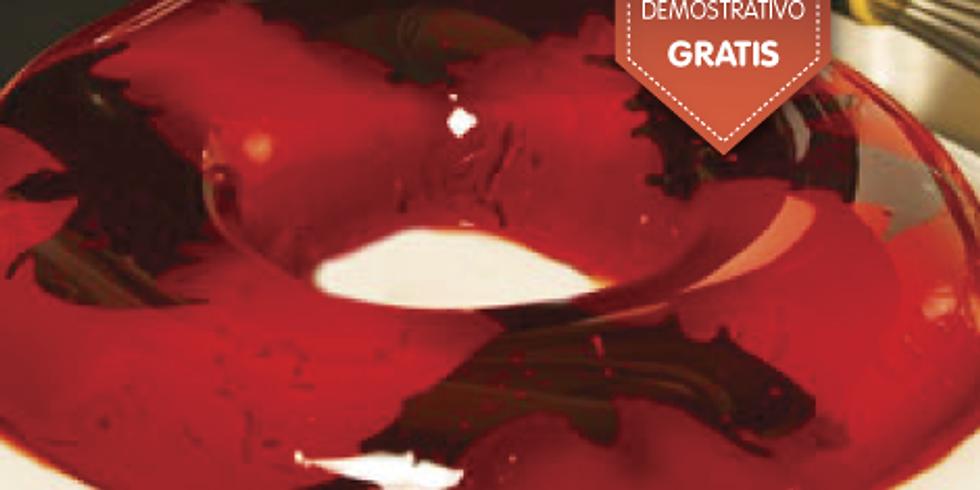 Encapsulados de gelatina (Halloween)