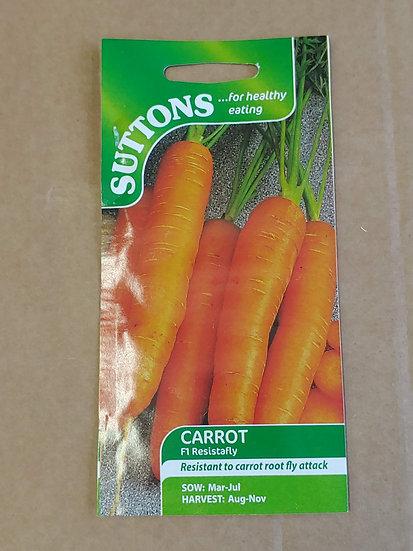 "Carrot "" F1 Resistafly"""