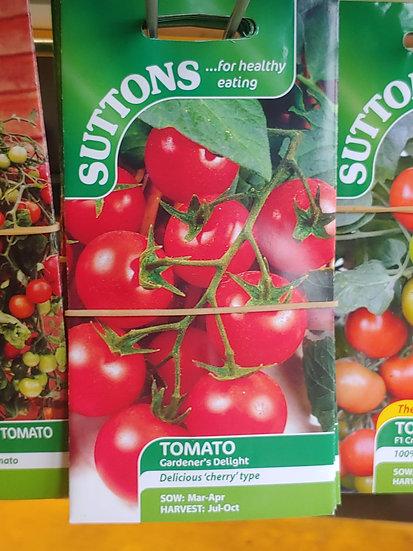 """Tomato """"Gardener's Delight"""""""