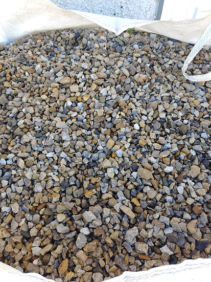 mixed stone