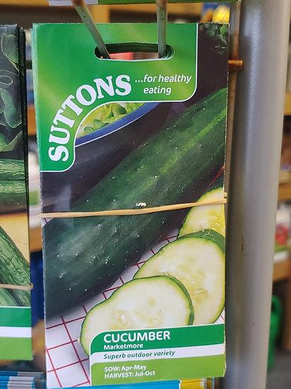 "Cucumber ""Marketmore"""