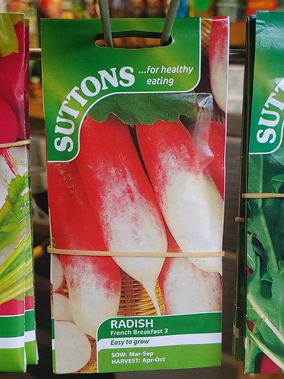 "Radish ""French Breakfast 3"""