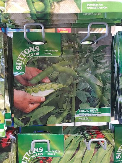 "Broad Bean ""Masterpiece Green Longpod"""