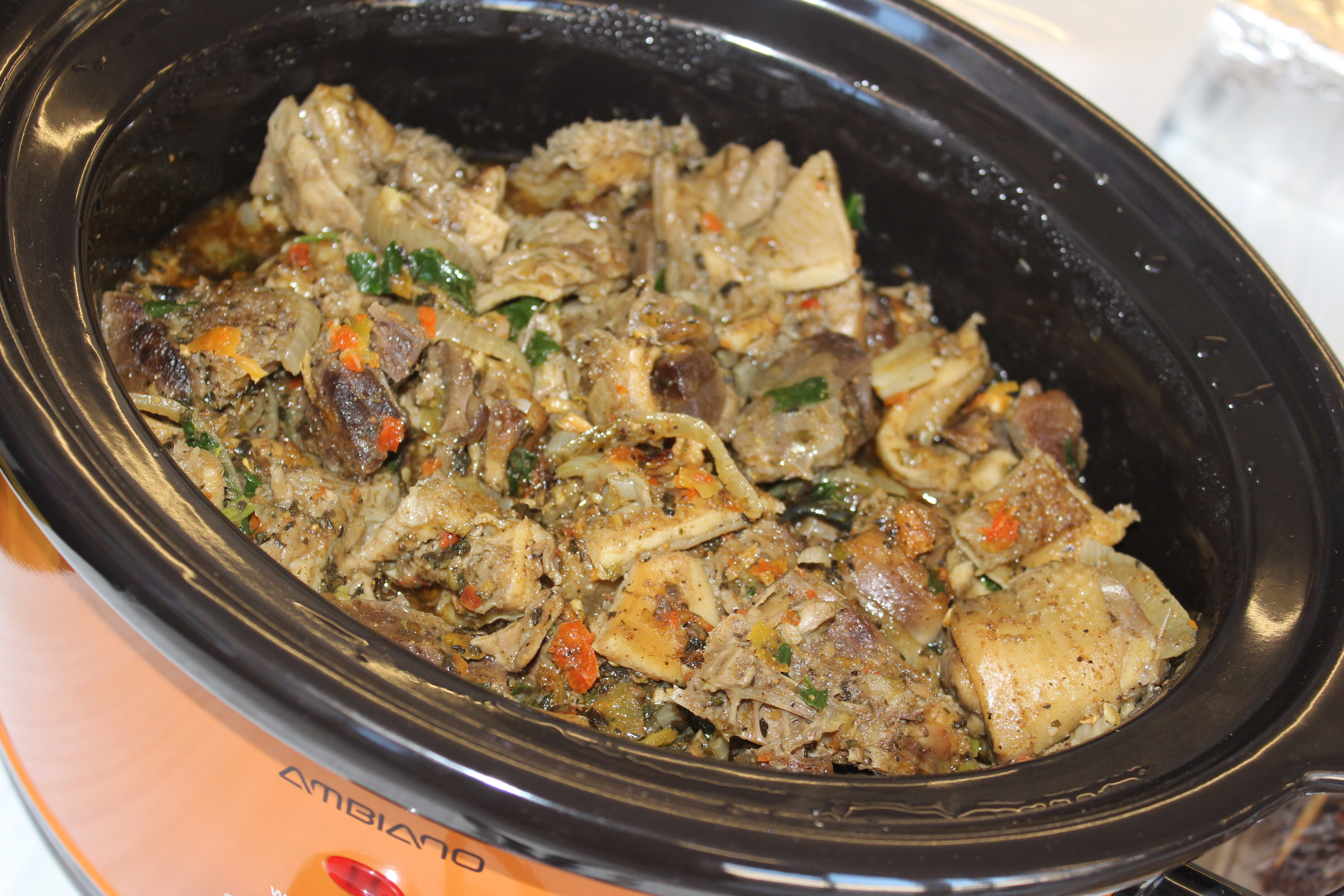 Pepper Soup with Assorted mixed Meats