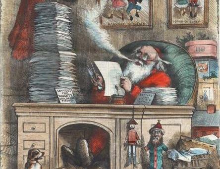 Papai Noel, a Black Friday que levamos no coração