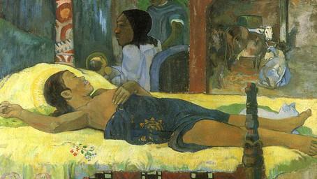 Gauguin e o filho de Deus