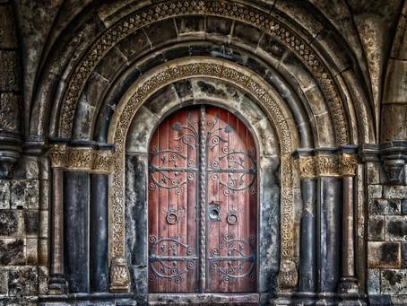 As portas da esperança